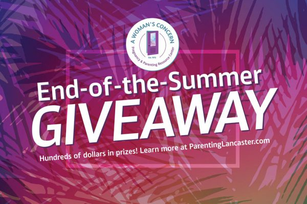 End of the Summer GIveaway